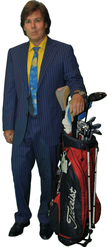 Golf Marketing Legend, Andrew Wood