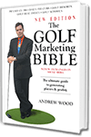 Golf Marketing Bible Book